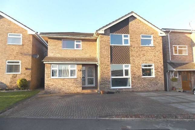 Thumbnail Detached house for sale in Pentwyn, Radyr, Cardiff