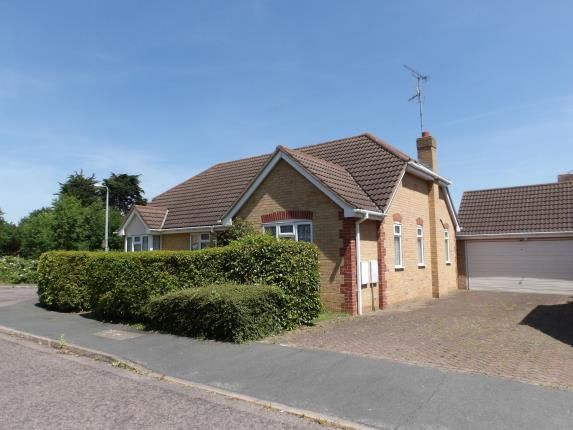 Thumbnail Bungalow for sale in Stanley Road, Ashingdon, Rochford