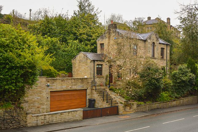 3 bed detached house for sale in Woodhead Road, Honley, Holmfirth HD9