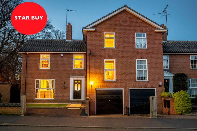 Thumbnail Semi-detached house for sale in Goodwins Road, King's Lynn, Norfolk
