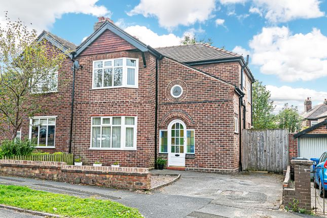 Thumbnail Semi-detached house to rent in Stetchworth Road, Walton, Warrington