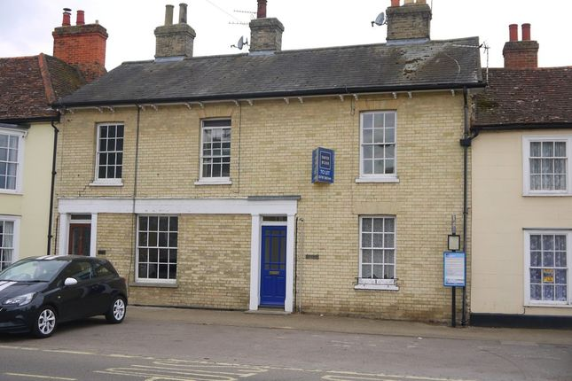 Thumbnail Terraced house to rent in Long Melford, Sudbury, Suffolk