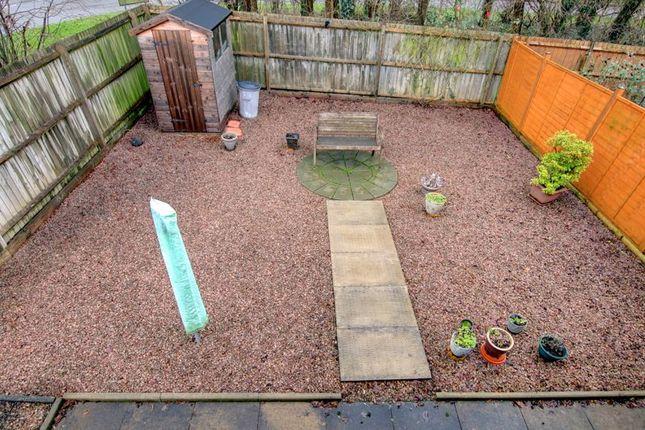 Garden of Atcham Close, Winyates East, Redditch B98