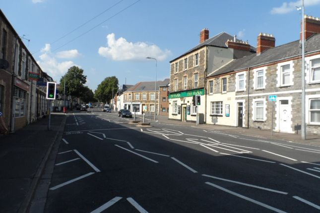 Street of Cathays Terrace, Cathays, Cardiff CF24