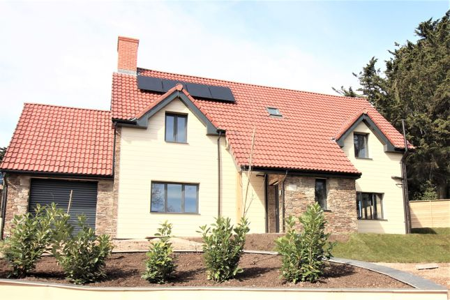 Thumbnail Detached house for sale in Stowell Hill Road, Tytherington, Wotton-Under-Edge