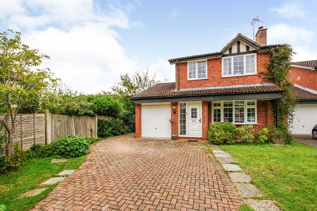 Thumbnail Detached house for sale in Grace Close, Chipping Sodbury, Bristol