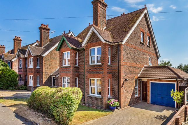 Semi-detached house for sale in Crowhurst Lane End, Oxted