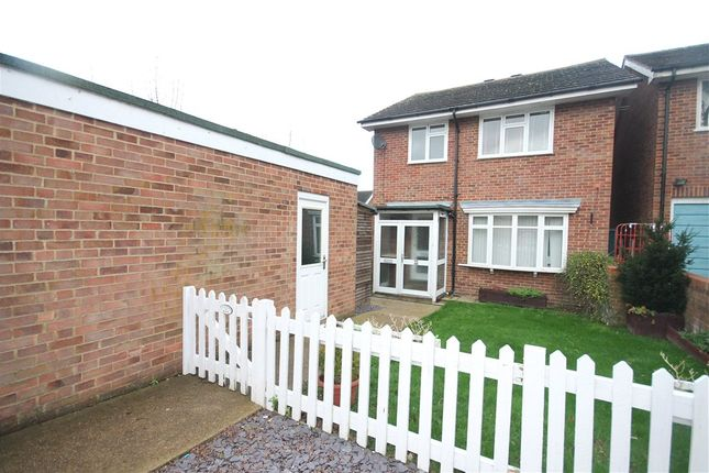 Thumbnail Detached house to rent in Headley Close, Chessington