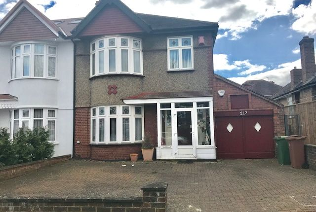 Thumbnail Semi-detached house for sale in Church Hill Road, Cheam
