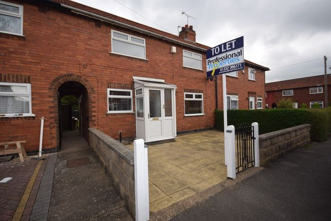 Terraced house to rent in Burnaby Street, Alvaston, Derby