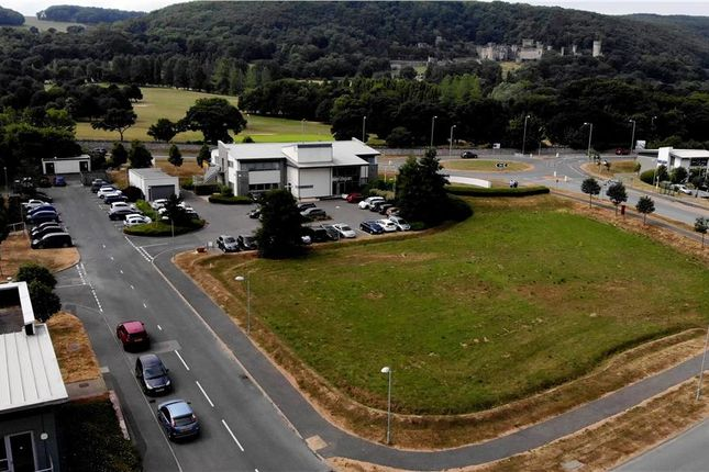 Thumbnail Land for sale in Commodore House, North Wales Business Park, Cae Eithin, Abergele, Conwy