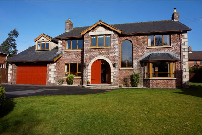 Thumbnail Detached house for sale in Chatsworth, Bangor