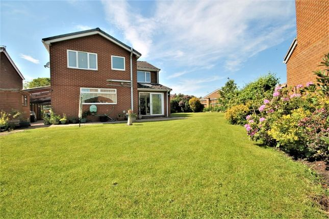 Thumbnail Detached house for sale in Larkspur Road, Marton-In-Cleveland, Middlesbrough