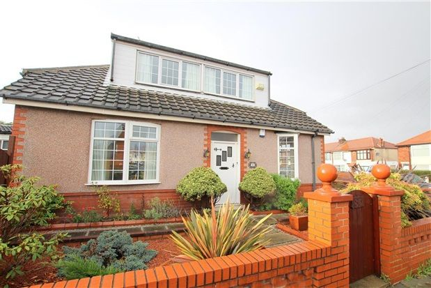 2 bed bungalow for sale in Newhouse Road, Blackpool