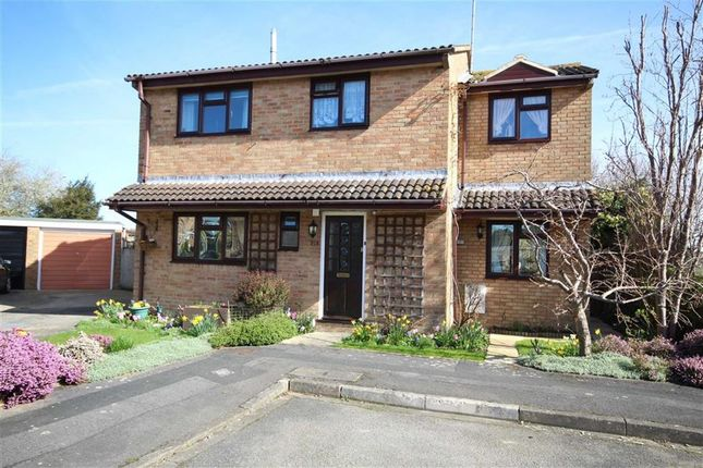 Thumbnail Detached house for sale in Keyneston Road, Nythe, Wiltshire