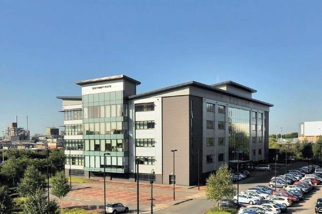 Thumbnail Office to let in Centenary House, Centenary Way, Eccles/Trafford Park, Manchester, - Serviced Offices