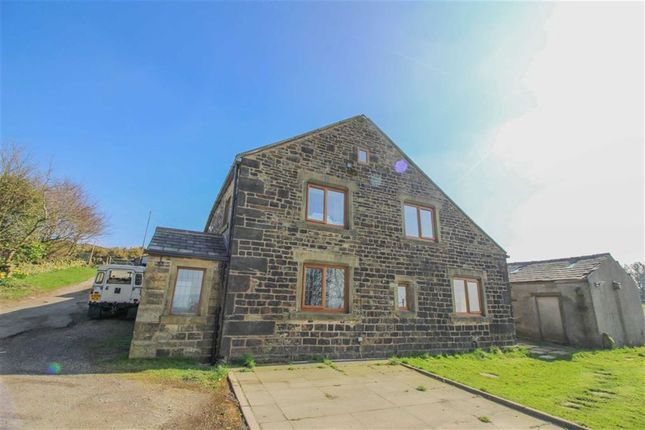Thumbnail Barn conversion to rent in Bury Old Road, Bury, Greater Manchester