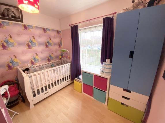 Bedroom Two of Bryn Garmon, Mold, Flintshire CH7