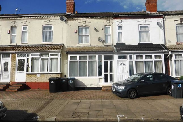 Thumbnail Terraced house for sale in Bankes Road, Small Heath, Birmingham