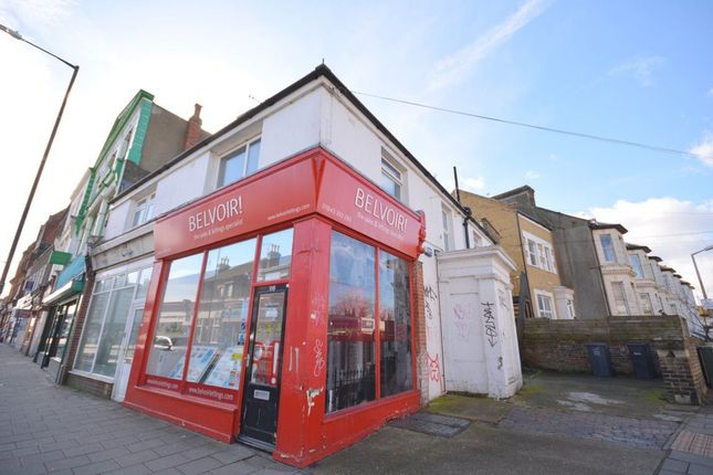 Thumbnail Flat to rent in Northdown Road, Cliftonville