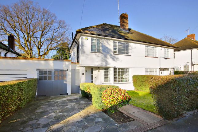 4 bedroom semi-detached house for sale in Ludlow Way, London