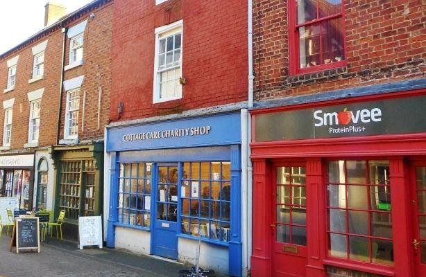 Retail premises for sale in 6 Crown Street, Wellington, Telford, Shropshire
