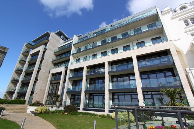 Thumbnail Flat for sale in Azure, 55 Cliff Road, The Hoe, Plymouth