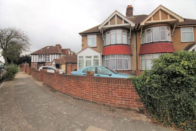 Thumbnail Semi-detached house to rent in Greencroft Road, Heston, Hounslow
