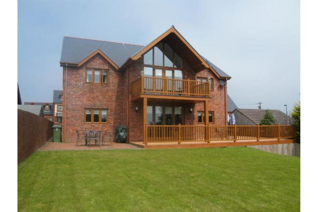 Thumbnail Detached house for sale in Clos Lon Fawr, Ebbw Vale