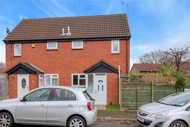 Thumbnail End terrace house for sale in Oak Green, Abbots Langley