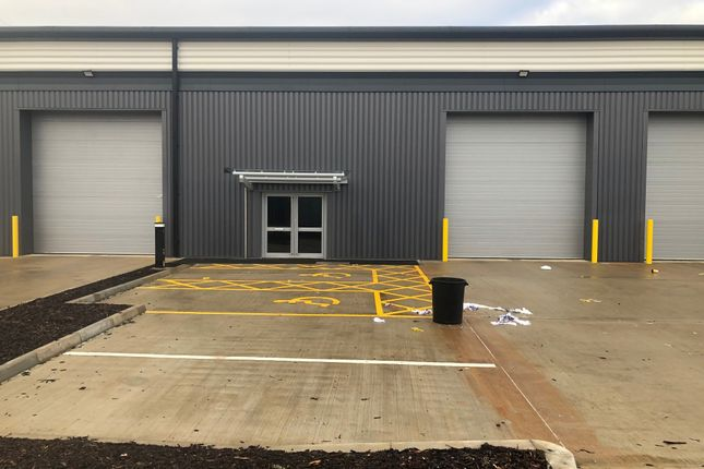 Thumbnail Industrial for sale in Unit 4, Omega Court, Centrix Business Park, Corby, Northants