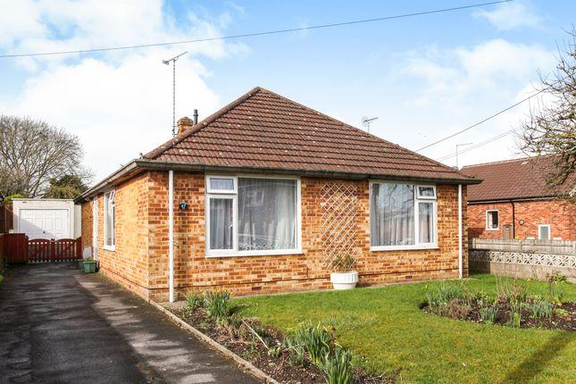 Thumbnail Detached bungalow for sale in Meads Road, Durrington, Salisbury