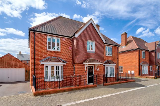 Thumbnail Detached house for sale in Redworth Mews, Salisbury