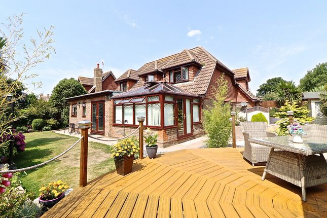 Thumbnail Detached house for sale in Callums Walk, Bexhill-On-Sea, East Sussex