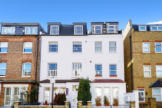 Front View of Alexandra Grove, London N4
