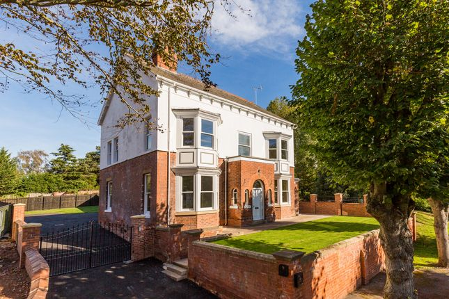 Thumbnail Detached house for sale in Barrowby House, 9 Highland Grove, Worksop, Nottinghamshire