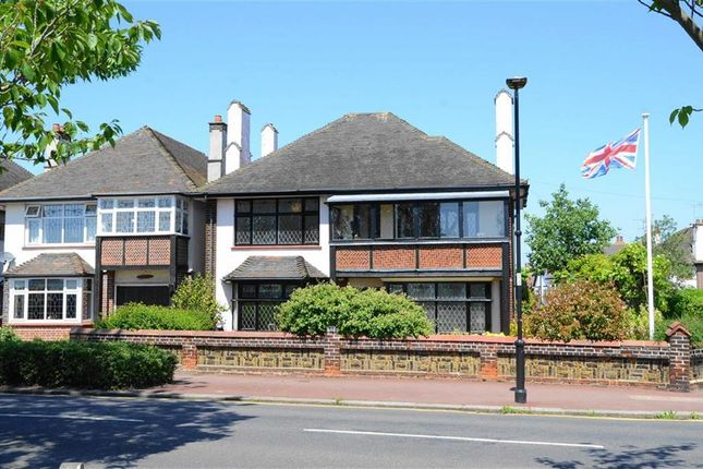 Thumbnail Detached house for sale in Marine Parade, Leigh-On-Sea, Essex