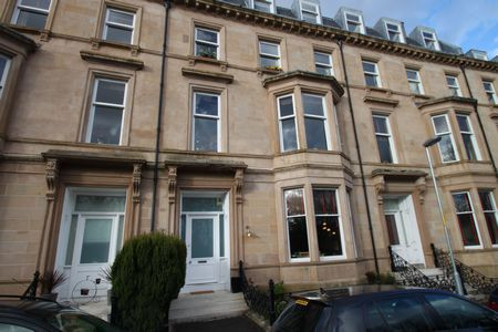 Thumbnail Flat to rent in Botanic Crescent, Glasgow