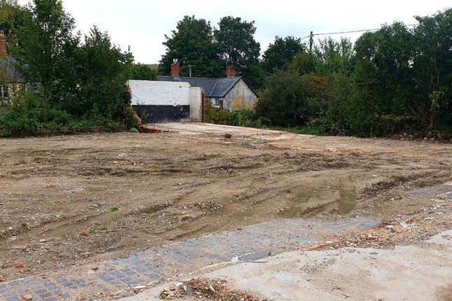 Thumbnail Land for sale in Salisbury Road, Steeple Langford, Salisbury
