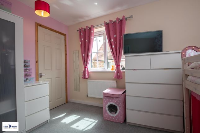Guest Bedroom  of Parker Crescent, Sawtry PE28