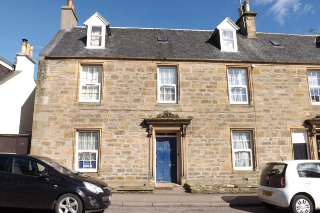 Thumbnail Town house for sale in South Guildry Street, Elgin