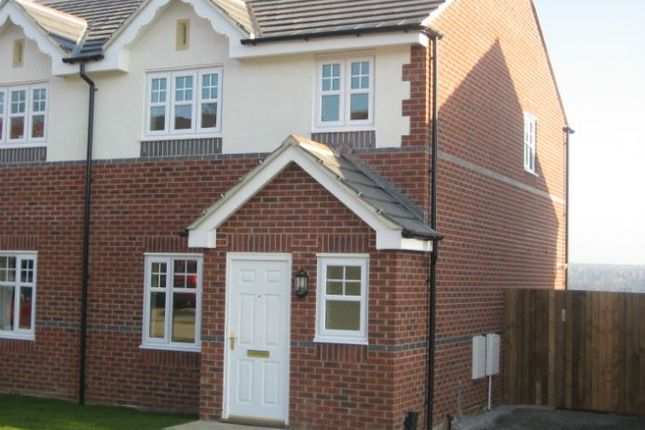Thumbnail Semi-detached house to rent in Wharfedale Close, Leeds
