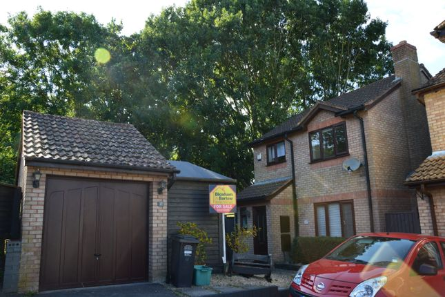 Thumbnail Detached house for sale in Rossendale Close, Worle, Weston-Super-Mare