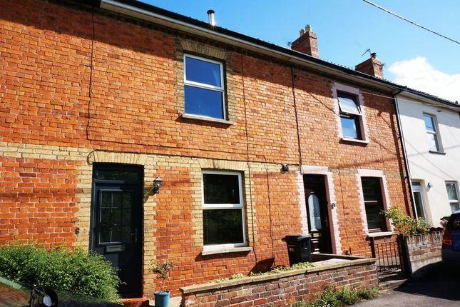 Thumbnail Terraced house for sale in Laburnum Terrace, Creech St. Michael, Taunton