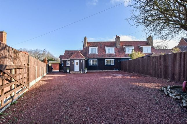 4 bed semi-detached house for sale in Swedish Estate, Colchester Road, Wix, Manningtree, Essex