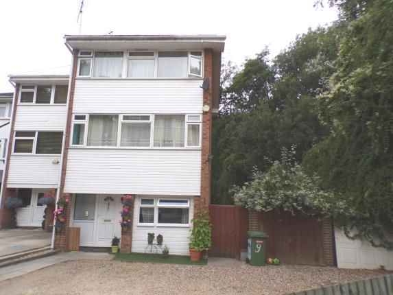 Thumbnail End terrace house for sale in Leonard Way, Brentwood