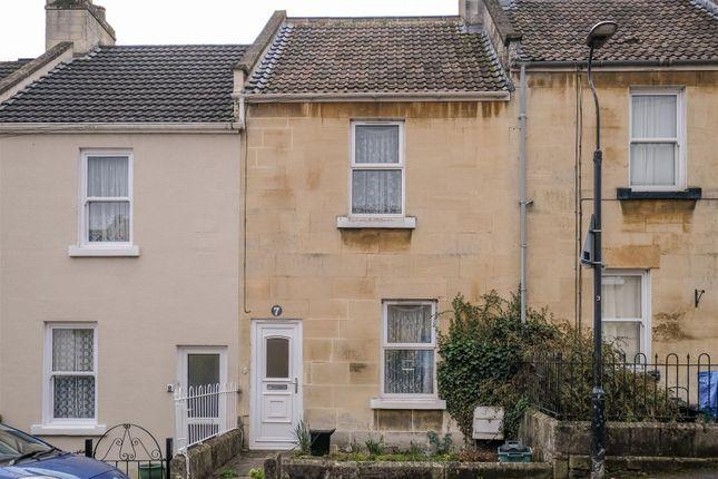 Thumbnail Terraced house to rent in Brooklyn Road, Larkhall, Bath