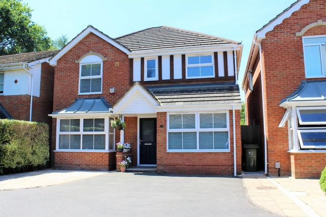 Thumbnail Detached house for sale in Derry Close, Ash Vale