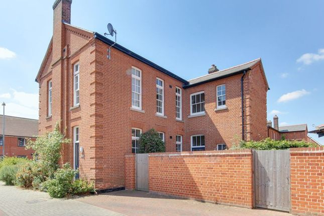 Thumbnail Semi-detached house for sale in Old Chapel Drive, Stanway, Colchester