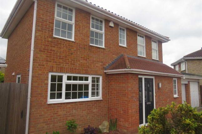 Thumbnail Detached house to rent in Broadwater Gardens, Farnborough, Orpington
